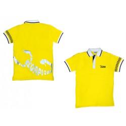 Scorpion Polo Shirt - Yellow (L)