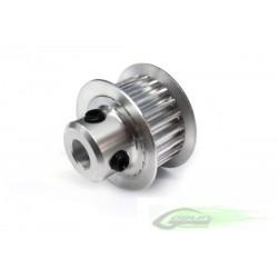 19T motor pulley (for 8mm motor shaft)-Goblin 630/700/770 [H0126-19-S]