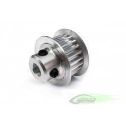 24T motor pulley (for 8mm motor shaft)-Goblin 630/700/770 [H0126-24-S]