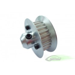 New heavy-duty tail pulley 24T - Goblin 770 [H0154-S]