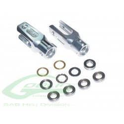 Aluminum Main Blade Grip - Goblin 500 [H0202-S]