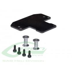 Carbon Fiber Sensor Support - Goblin 500 [H0224-S]