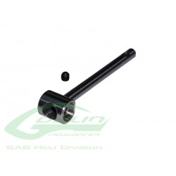 Steel Tail Shaft - Goblin 500 [H0227-S]