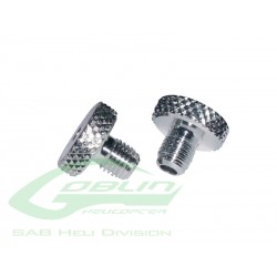 Aluminum Canopy Locking - Goblin 500 [H0248-S]