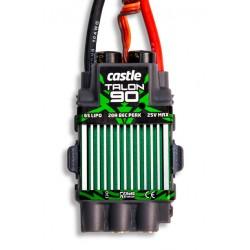 Castle Creations Talon 90A 25V Fartreglage med 9A BEC