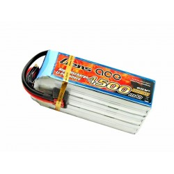 Gens ace 4500mAh 22,2V 25C 6S1P Lipo Battery Pack