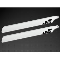 Asymmetrical Rotor Blades 325