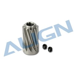 Motor Pinion Helical Gear 11T H55G002XXW (T-rex 550)