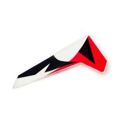 Vertical Fin, White (Blade mSR X) BLH3220W