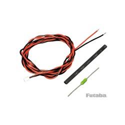 Futaba Kabelset för extern Volt R7008SB
