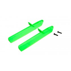 Fast Flight Main Blade Set, Green: mCP X BL