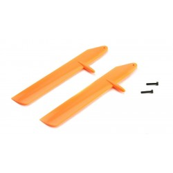 Fast Flight Main Blade Set, Orange: mCP X BL