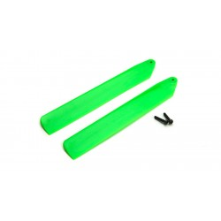 Hi-Performance Main Blade Set, Green: mCP X BL