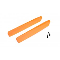 Hi-Performance Main Blade Set, Orange: mCP X BL