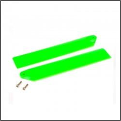Main Rotor Blade Set, Green: nCP X