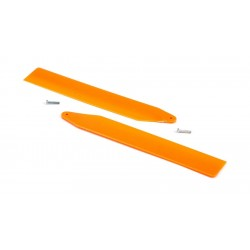 Main Rotor Blade Set, Orange: nCP X