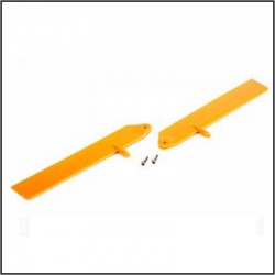 Fast Flight Main Rotor Blade Set, Orange: nCP X