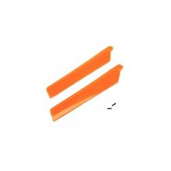 Main Rotor Blades, Orange (2): MSRX