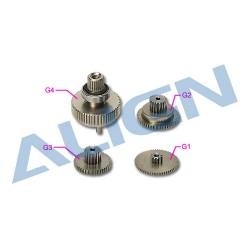 DS615 Servo Gear Set HSP61501