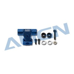 450DFC Main Rotor Housing Set/Blue H45190QN (Ersätter H45163QNT)
