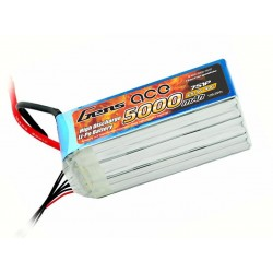 Gens ace 5000mAh 25.9V 40C 7S1P Lipo Battery Pack