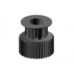 Drive pulley main gear (mod. 0,7)