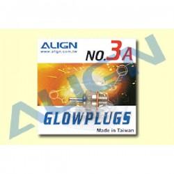 Align nr 3 Glow Plug (Hot) HE50H23