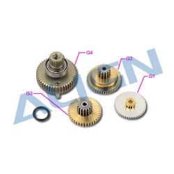 DS650 Servo Gear Set HSP65001
