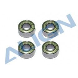 Bearings(693ZZ) (3x8x4mm) HS1029 (T-rex 450SE)