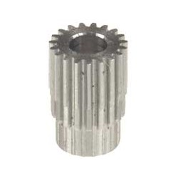 Pinion 19 teeth dia.5mm, module 0,5
