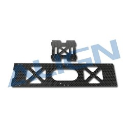 Carbon Bottom Plate/1.6mm H70043 (T-rex 700)
