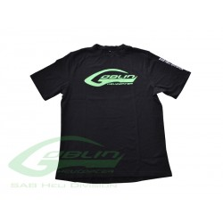 SAB HELI DIVISION New Black T-shirt - Size S [HM025-S]