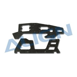 Carbon Fiber Main Frame/1.2mm H45086 (450 SPORT V1)