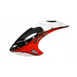 Canopy LOGO 700 XXtreme, white-red