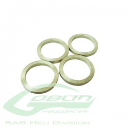 Bush one way bearing Ø10x Ø16x1mm - Goblin 630/700/770 [H0110-S]