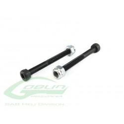 DIN 12.9 Shoulder Socket Head Cap Screw M3 x 18 - Goblin 630/700 Competition HC079-S