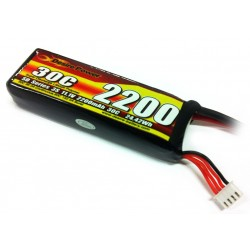 DesirePower 2200mAh 3S 20C SD