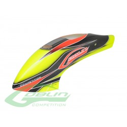 Canomod Airbrush Canopy Yellow/Orange - Goblin 630 Competition [H0364-S]