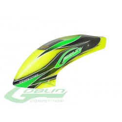 Canomod Airbrush Canopy Yellow/Green - Goblin 630 Competition [H0365-S]