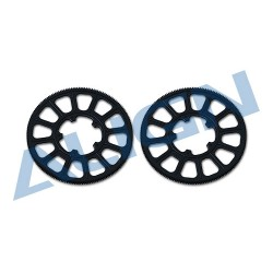Main Drive Gear/170T-Black H60019AA (T-rex 550/600)