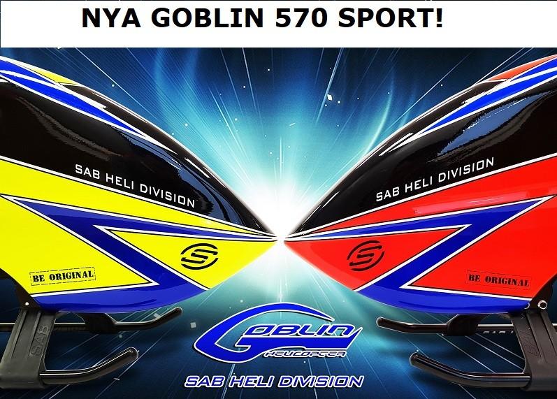 Nya Goblin 570 Sport