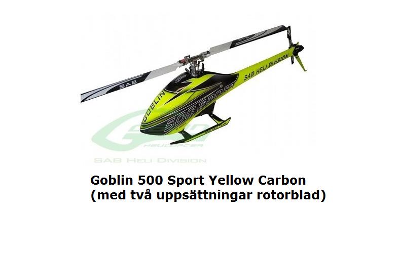 Goblin 500 Sport Carbon
